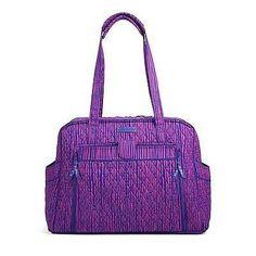 Large Stroll Around Baby Bag in Impressionista Stripe Bags For Sale Online, Women Life, Vera Bradley, Gym Bag, Pregnancy, Handbags, Purses, Best Deals, Baby