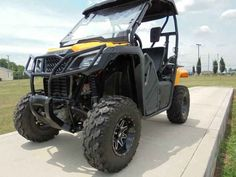 "Used 2015 Honda Pioneerâ""¢ 500 ATVs For Sale in Tennessee. Top, Windshield, Dlx Front Bumper, Tire & Wheel Kit Compact. Fun. Affordable. The All-New Pioneer 500 The Pioneer 500 is a brilliant concept: Like a full-sized side-by-side, it lets you take a passenger along and has the off-road capability to get you where you need to go. But the Pioneer 500 is a new take on the SxS formula: it's narrow, fits on tight trails, is fun to drive, and easy to load into a full-size truck bed. But you…"