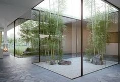 Image result for japanese courtyard house