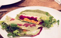 Vegan Workshop: Superfoods | by JuYogi #matcha #wraps