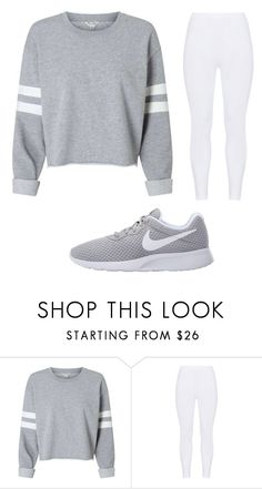 """Untitled #897"" by alanawedge59 on Polyvore featuring Gozzip and NIKE"