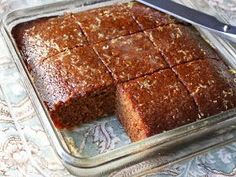 Jan CAN Cook: Silver Palate Gingerbread with Warm Lemon Sauce...