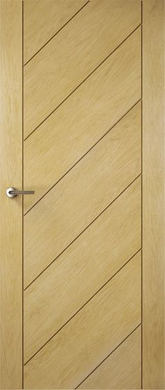 Pine & Oak Veneer Timber Internal Doors - Contemporary, Glazed, Panelled & more!