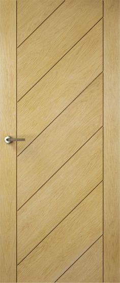 Pine & Oak Veneer Timber Internal Doors - Contemporary, Glazed, Panelled & more!