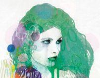 2012 by Raphael Vicenzi, via Behance #green #white