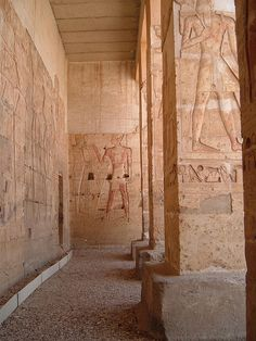 Seti I temple at Abydos by konde, via Flickr