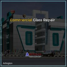 Commercial Glass Repair is one of the most important maintenance tasks and we also offer top-quality aluminum and vinyl framing systems with ultra-versatility to fit your business needs.