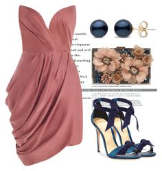 """Untitled #3582"" by janicemckay ❤ liked on Polyvore featuring Zimmermann, Sondra Roberts and Alexandre Birman"