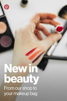 """The Pinterest Shop is the place to discover unique items every day. Shop our exclusive Beauty collection, with over 50 items handpicked by our very own editors. When you see something you love, tap """"Buy it"""" and it's yours in 60 seconds or less, without ever leaving the app. Happy shopping!"""