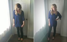 Would LOVE this Tab Sleeve Blouse from Stitch Fix -