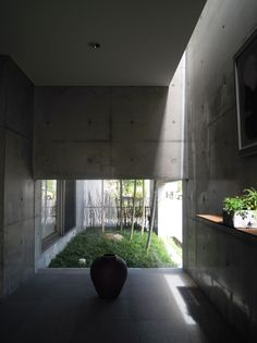 house in koori' by akio kamiya architect & associates, koori, japan  image © nobuyoshi nakagiri  all images courtesy of akio kamiya architect & associates
