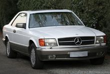 Mercedes-Benz W126 - Wikipedia, the free encyclopedia