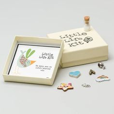 Personalised Little Life Charm Gift Kit by FromLucyGifts on Etsy