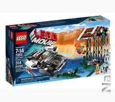 811 Lego movie - Bad Cop's Pursuit