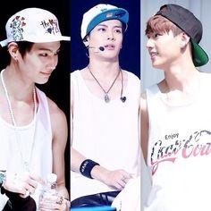 JB, Jackson, Mark