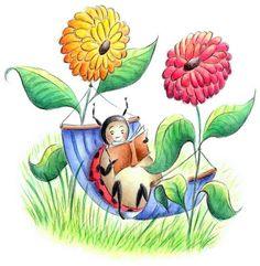 Reading Bug! - Jennifer Thermes