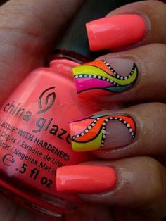 Neon for summer