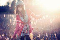 lots o' layers + belt + awesome sara kiesling photos