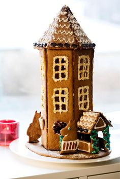 Leivo tänä jouluna muumilaakson piparkakkutalo yhdessä lasten kanssa. Tutustu nyt piparitalon koristelu- ja kokoamisvinkkeihin.