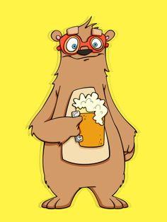 Bear Goggles on Behance