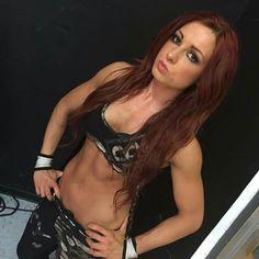 Becky Lynch NXT Diva & Future WWE Divas Champion.