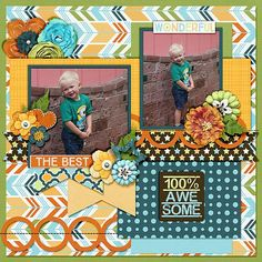 Made with Jb Studio's A is for Awesome bundle and Connie Prince's Boys to Men Template http://store.gingerscraps.net/...it-by-JB-Studio.html http://store.gingerscraps.net/...Templates-CU-Ok.html