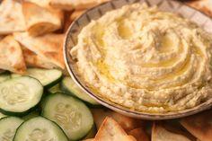 DIY Hummus With Tahini