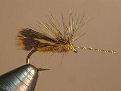 Quigley's Hen Wing Caddis SBS