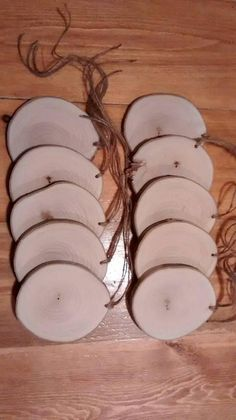 Diy Projects Etsy, Sycamore Wood, Wood Tags, Wood Slices, Baby Shower Decorations, Country Decor, Rustic Wood, Boys, Girls