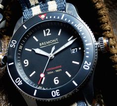 TimeZone : Industry News » Pre-Basel 2017 - Bremont Supermarine S300 Collection