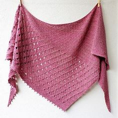 Childhood Memories Shawl pattern