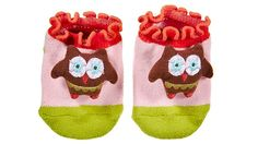 Gift idea: Owl booties for baby!   Greg Marino/Studio D