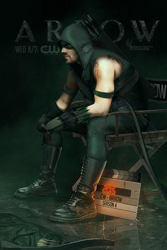 Arrow Season 4 - Bosslogic
