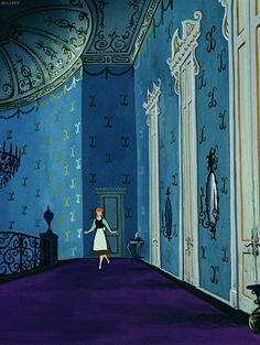 Cinderella - via a dame like me Disney film still Disney Pixar, Walt Disney, Disney Animation, Retro Disney, Cute Disney, Vintage Disney, Disney And Dreamworks, Disney Art, Cinderella Disney