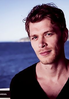 Joseph Morgan, Klaus from the Vampire Diaries YUMMY!!!!