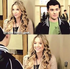 Hanna & Lucas Hanna Marin, I'm Still Here, I Ship It, Always And Forever, Pll, Pretty Little Liars, Movie Quotes, Actors & Actresses, Tv Shows