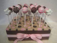 Cake pop holder