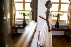Romantic wedding / elegant bride / makeup and hair by Prague MUA Jitka Novotna / www.jitkanovotna.com