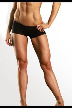 Abs and legs of steel