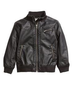 Biker Jacket H&M Boys