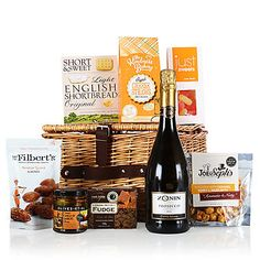 A charming leather strapped wicker hamper that we have lovingly filled with delicious delights. Whether you choose to treat a friend, surprise your family, send to your staff or customers, this hamper is brimming with deliciousness from the moment the lid is lifted.Enjoy exploring taste treats such as Mr Filbert
