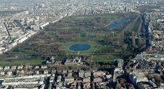 Visit: Hyde Park and Kensington Gardens