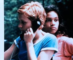 Chloe Sevigny and Rosario Dawson in Kids (1995)
