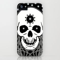 Nigredo SAMSUNG GALAXY S4 -case Johannes Kamikaze - $35.00 Samsung Galaxy S4 Cases, Iphone Cases, Skull, Iphone Case, I Phone Cases