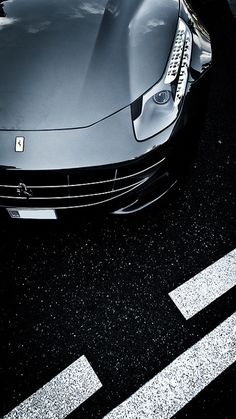 Awesome shot of a Ferrari .......... Name the car & then click on the image to win a new iPad Mini