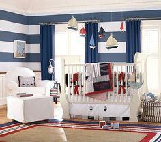 Pottery Barn Sailor Room - traditional - bedroom - toronto - two_pinkpeas
