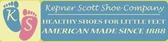 The oldest surviving children's shoe manufacturer in America, Kepner Scott Shoe Company has been hand crafting quality children's footwear since 1888.