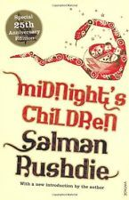 Midnight's Children, Rushdie, Salman Paperback Book The Cheap Fast Free Post