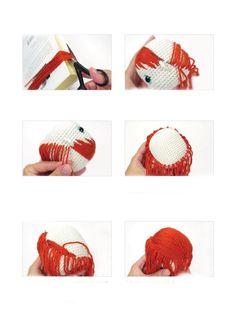 DENİZKIZI Booties Crochet, Amigurumi Doll, Crochet Projects, Free Crochet, Crochet Bikini, Crochet Patterns, Booty, Dolls, Swimwear