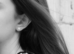 Styling by missbrown showing Lucky star Zirconia Ear Studs Gold  #jewellery #Jewelry #bangles #amulet #dogtag #medallion #choker #charms #Pendant #Earring #EarringBackPeace #EarJacket #EarSticks #Necklace #Earcuff #Bracelet #Minimal #minimalistic #ContemporaryJewellery #zirkonia #Gemstone #JewelleryStone #JewelleryDesign #CreativeJewellery #OxidizedJewellery #gold #silver #rosegold #hoops #armcuff #jewls #jewelleryInspiration #JewelleryInspo #accesories #DanishDesign #JewelryStyling…